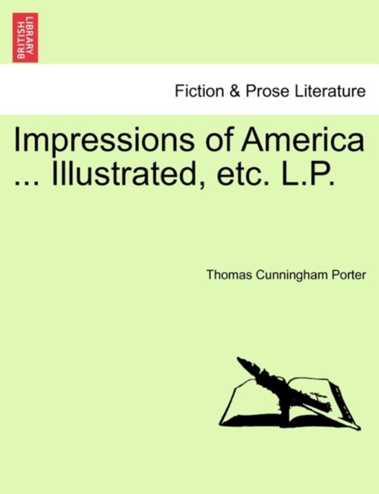 Impressions of America ... Illustrated, Etc. L.P.