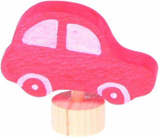 Grimm's Decorative Figure Red Car