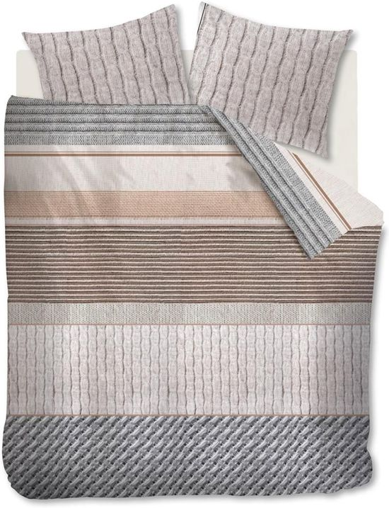 Fijne Katoen Dekbedovertrek Demy | 140x200/220 | Ademend En Soepel | Hoogwaardige Kwaliteit