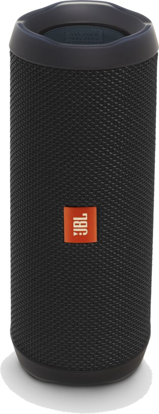 Afbeelding van JBL Flip 4 - Draagbare Bluetooth Speaker - Zwart