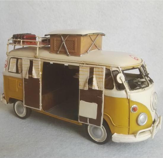 Bol Com Volkswagen Vw Bus T1 Camper 1966 Officiele