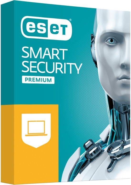 ESET Smart Security Premium - 5 Gebruikers - 1 Jaar - Meertalig - Windows Download