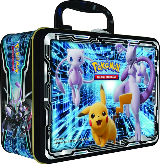 Afbeelding van Pokémon Collector Chest Herfst Editie - Pokémon Kaarten speelgoed