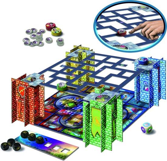 Afbeelding van het spel Super Vampires Bordspel Queen Games
