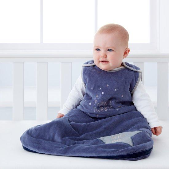 Tommee Tippee Grobag babyslaapzak 0-6 maanden - Twinkel Twinkel - TOG 2.5 (80 cm)