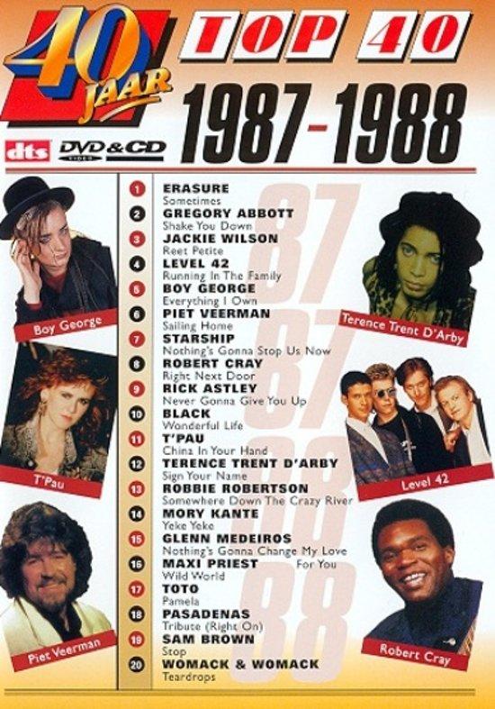 40 Jaar Top 40/1987-1988