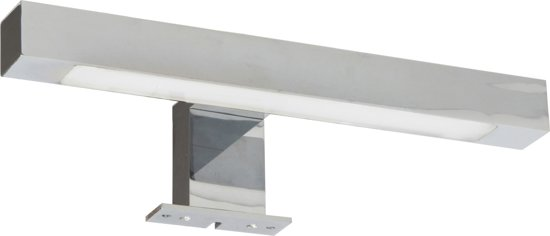 bol.com | Ranex Reggiana - Spiegellamp - Badkamer - LED - Chroom