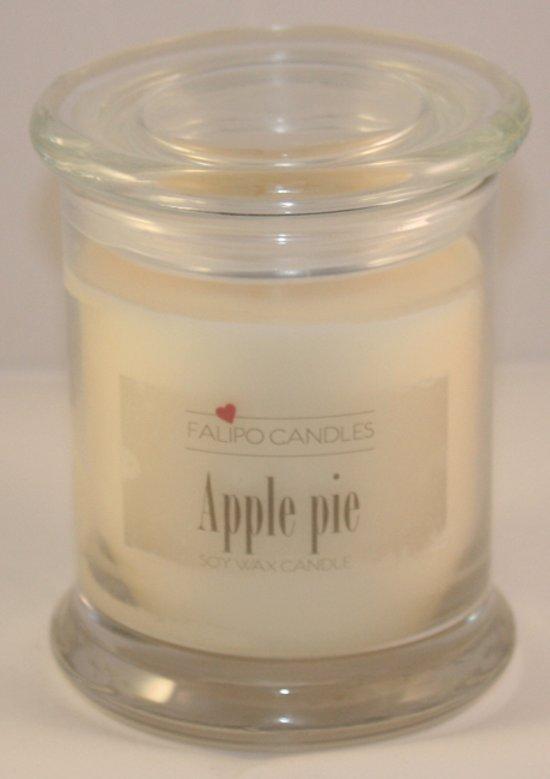 Soja was geurkaars Apple pie (250ml)
