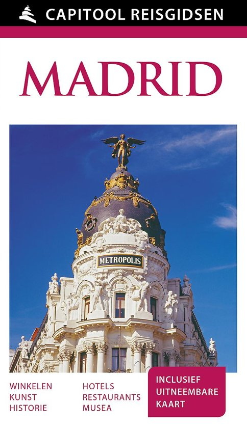 Capitool Reisgids Madrid