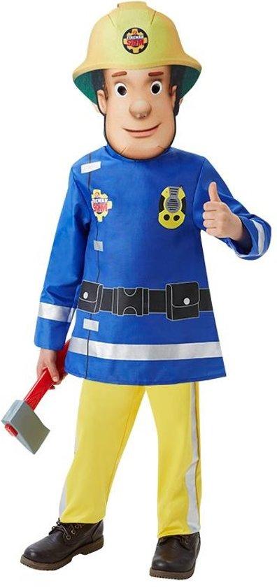 bol | luxe sam de brandweerman™ kostuum voor kinderen
