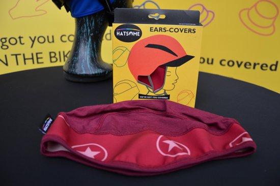 Hatsome Ear-covers (S/M) Bordeaux
