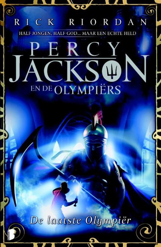 Percy Jackson en de Olympiërs 5 - De laatste Olympier