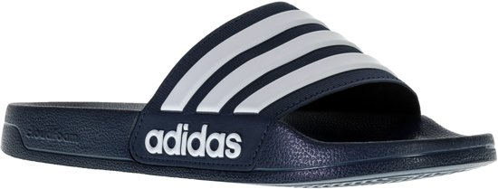 1 39 3 white Unisex Adilette Cloadfoam Maat Slippers Adidas Obsidian C8qAgn