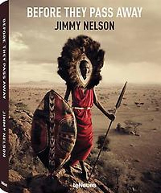 Boek cover Before They Pass Away - Print 2 van ,Jimmy Nelson (Hardcover)