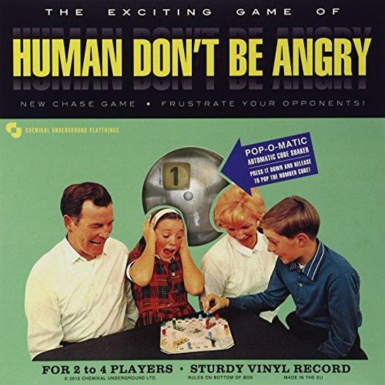 Bolcom Human Dont Be Angry Human Dont Be Angry Muziek