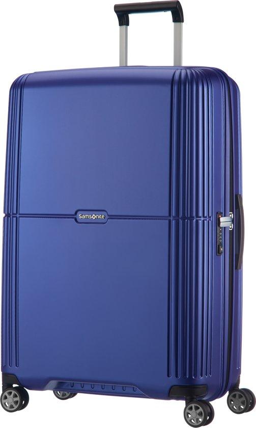 b9a08ef6839 bol.com | Samsonite Orfeo Spinner Reiskoffer - 75 cm - Blauw