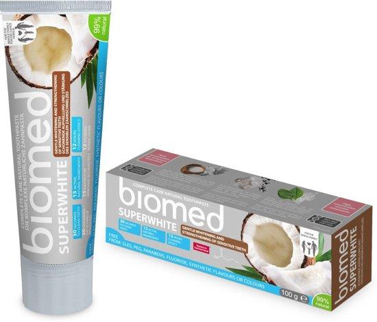 Biomed Tandpasta Superwhite