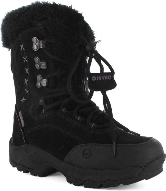 6b44ff4c9e4 bol.com | Hi Tec - Snowboots - Dames - Maat 39 - Black;Clover