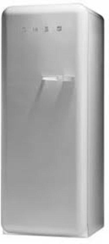 SMEG FAB28LX1- Koelkast - Zilver