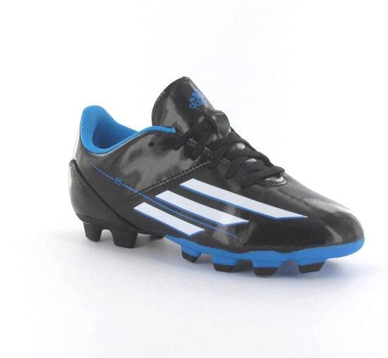 c324f576add adidas F5 TRX FG Junior - Voetbalschoenen - Kinderen - Maat 36 - Zwart;Blauw