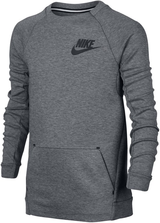 Welp bol.com | Nike Tech Fleece Hoody Junior Sporttrui - Maat 140 YV-02