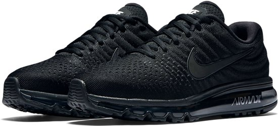 huge discount 91d97 2d858 Nike Air Max 2017 849559-004 Zwart maat 42