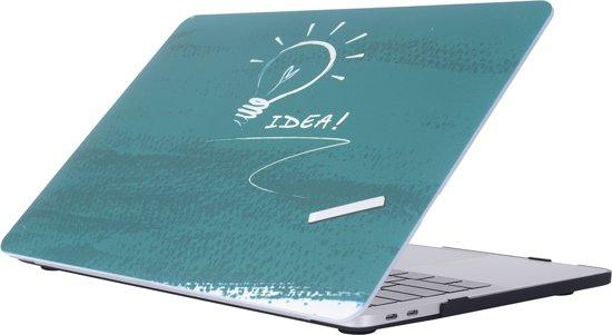Mobigear Hardshell Case Idea Macbook Pro 13 inch Thunderbolt 3 (USB-C)