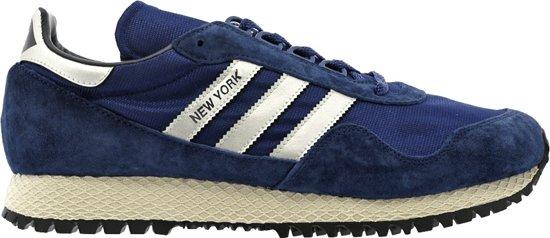 bol.com | Adidas Sneakers New York Dames Blauw Maat 41 1/3