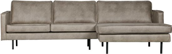 BePureHome Rodeo Bank 3,5-Zits Chaise Longue Rechts