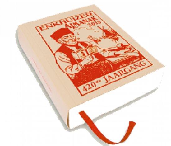 De vanouds vermaarde erve C. Stichter's Enkhuizer almanak voor het schrikkeljaar 2016