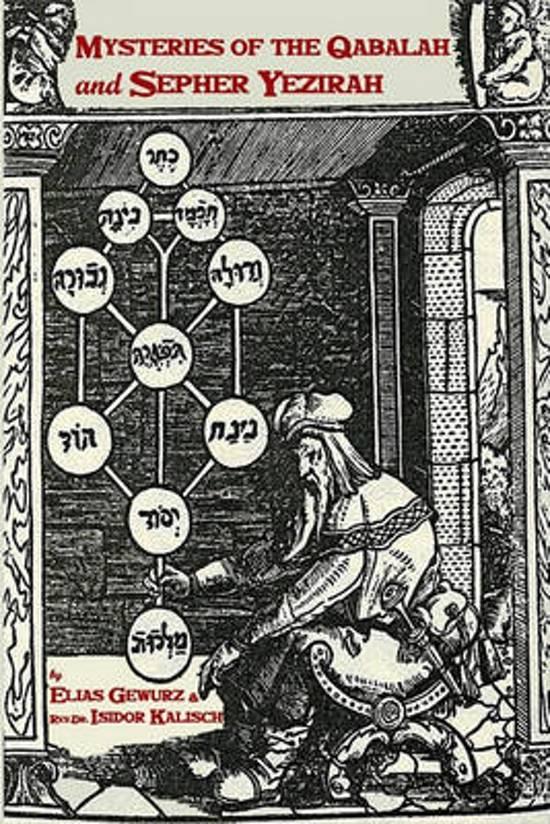 Mysteries of the Qabalah & Sepher Yezirah