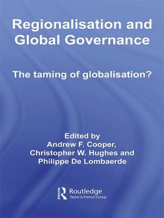 conflict between regionalisation and globalisation Globalisation, poverty and conflict examines the inter-relationships between globalisation, poverty and conflict it complements current debates in the field of.