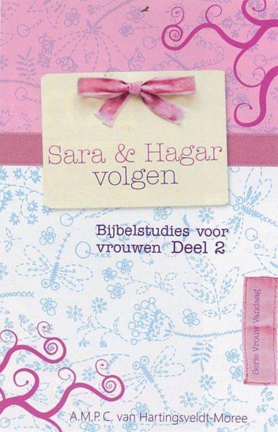 Bijbelstudies voor vrouwen 2 Sara Hagar volgen