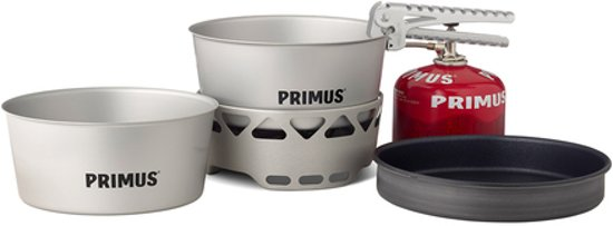 Primus Essential Campingkoker 1300ml zilver