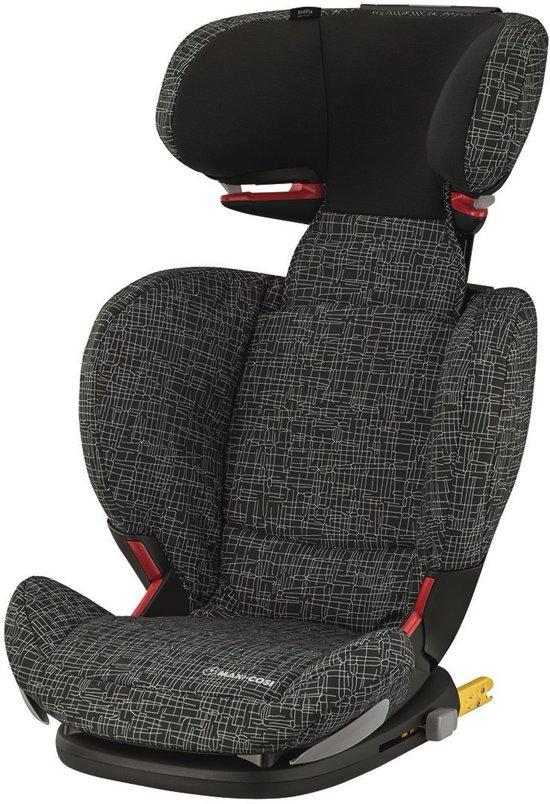 Maxi Cosi Rodifix Air Protect - Autostoel - Black Grid
