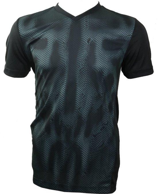 adidas F50 Climacool Tee S09866, Mannen, Zwart, T-shirt maat: S EU
