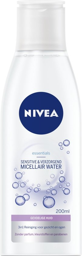 NIVEA Essentials Sensitive & Verzorgend - 200 ml - Micellair Water