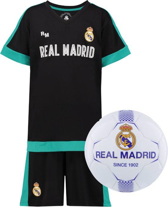 Real Madrid Uit Tenue + Real Madrid voetbal No2