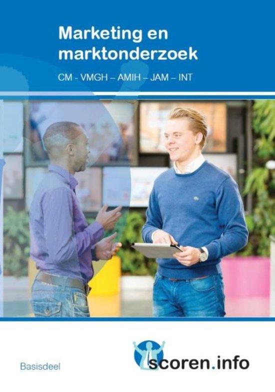 Marketing en marktonderzoek basisdeel
