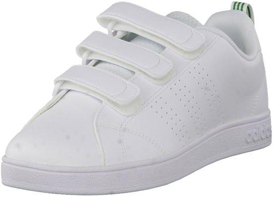 a3286c68a91 Adidas - Vs Advantage Clean - Sneaker laag sportief - Heren - Maat 44 - Wit