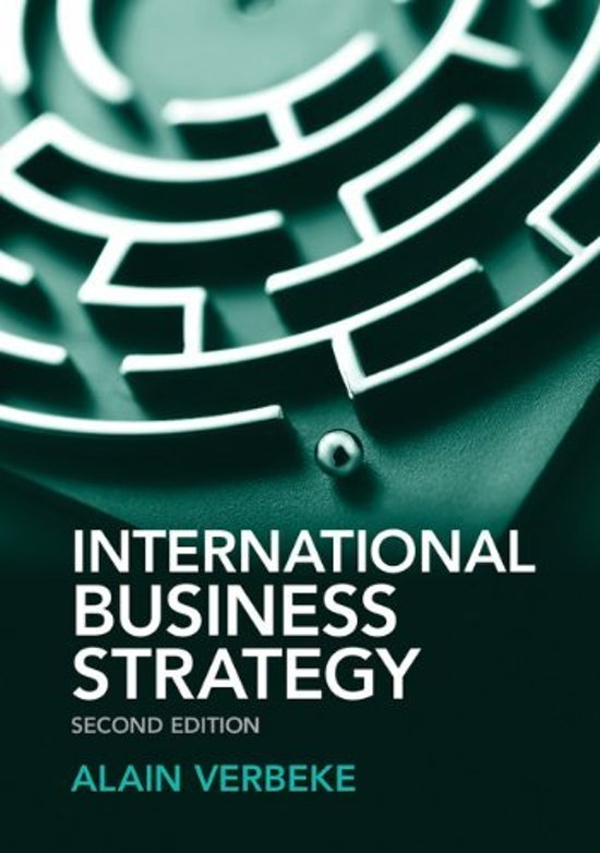 bol com | International Business Strategy | 9781107683099