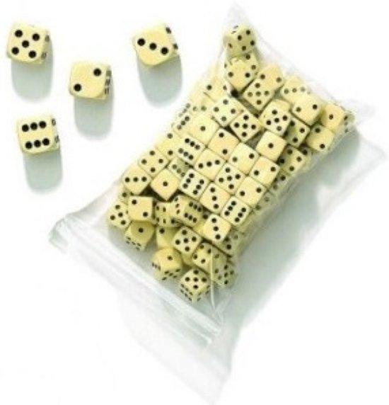 Afbeelding van het spel Longfield Games Dobbelstenen - 100 Stuks