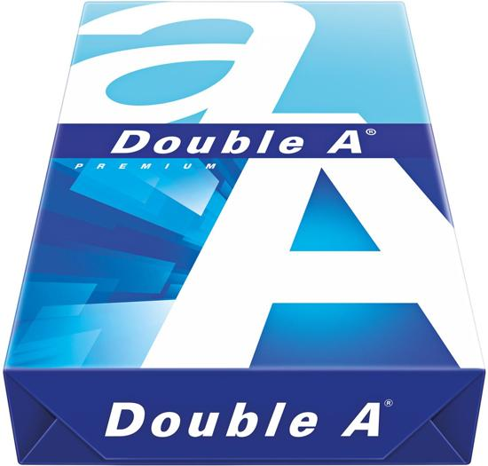 Double A - A3 - 500 vel (pak) - Premium Printpapier 80g