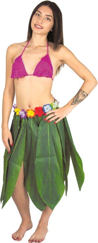 Lange Hawai rok voor vrouwen - Volwassenen kostuums