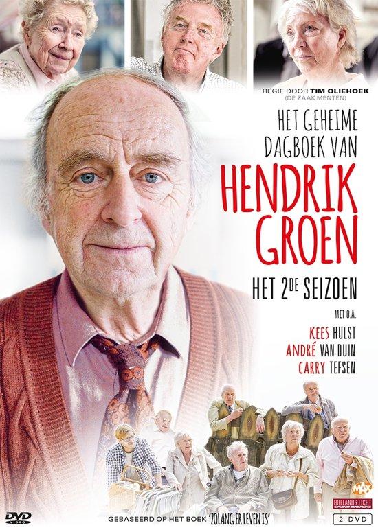 Het Geheime Dagboek van Hendrik Groen - Seizoen 2