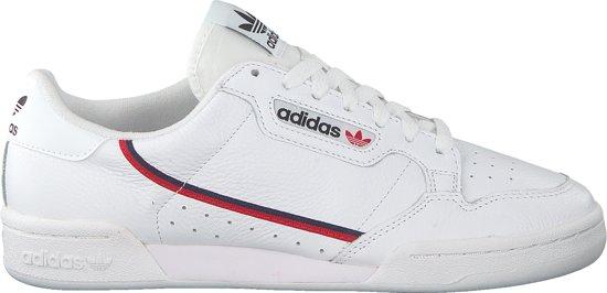 | Adidas Heren Sneakers Continental 80 Men Wit