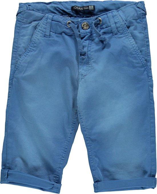 Losan Jongens Broek Bermuda Blauw - Maat 128