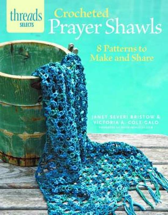 Crocheted Prayer Shawls