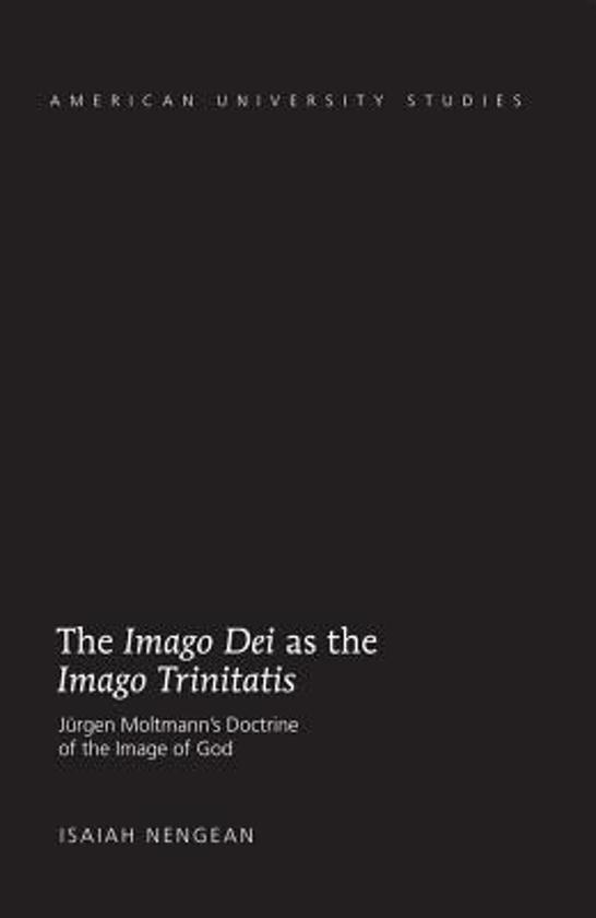 The Imago Dei as the Imago Trinitatis