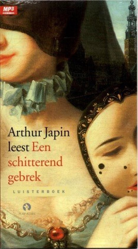 Arthur Japin leest Een schitterend gebrek - MP3 Luisterboek